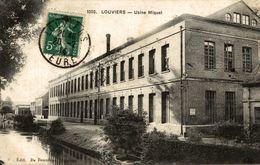 LOUVIERS USINE MIQUEL - Louviers