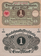 Germany 1920 - 1 Mark - Pick 58 UNC - Germany
