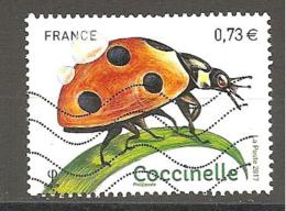 FRANCE 2017 Y T N°5147 Oblitéré - France