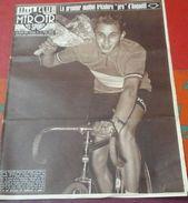 Miroir Des Sports N°544 5 Décembre 1955 Anquetil Champion De France De Poursuite, Forestier Bauvin Anastasi Hassenforder - Sport