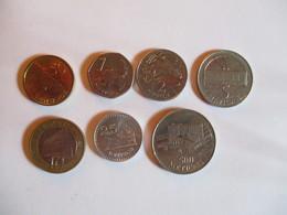 Mozambique: 50 Centavos,1, 2, 5, 10, 25, 500 & 1000metical - Mozambique
