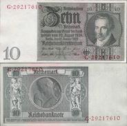 Germany 1929 - 10 Mark - Pick 180 UNC - Germany