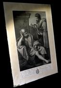 [TEOLOGIA] GUIDO (Reni) &  MORGHEN (Raffaello) - Quomodo Gentes Cogis Judaizare ? - Engravings