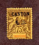 Canton N°30 N* B/TB Cote 80 Euros !!!RARE - Neufs