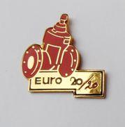 Pin's à Définir Euro 20/20 - 117R - Informatique
