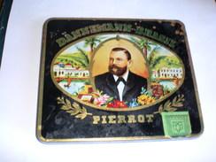 Dannemann Brasil Pierrot - Contenitori Di Tabacco (vuoti)