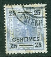 Autriche  En Crete    Michel  3 Ob  TB - Levante-Marken