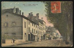 Lyon Saint-Clair - Cours D'Herbouville - Lyon