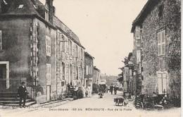 79 - MENIGOUTE - Rue De La Poste - France
