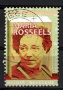 0,52 € Maria Rosseels Uit 2007 (OBP 3620 ) - Gebraucht