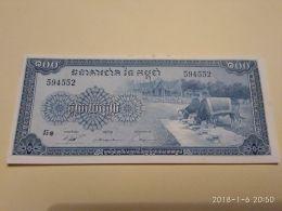 100 Riels 1956 - Cambogia