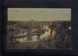 Gouda - Nieuwe Park   1906 - Gouda