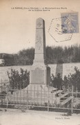 79 - LA RONDE - Le Monument Aux Morts De La Grande Guerre - France