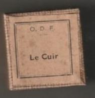1 Film Fixe LE CUIR (ETAT TTB) - 35mm -16mm - 9,5+8+S8mm Film Rolls