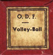 1 Film Fixe VOLLEY BALL SPORT (ETAT TTB sauf Etiquette Un Peu Jauni !) - Bobines De Films: 35mm - 16mm - 9,5+8+S8mm