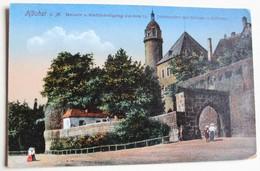 CPA Allemagne Höchst A. Main 1912 - Frankfurt A. Main