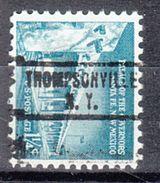 USA Precancel Vorausentwertung Preo, Locals New York, Thomsonville 734 - Vereinigte Staaten
