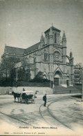 SWITZERLAND - Geneva - Eglise Notre-Dame  - Unused Undivided Rear - GE Ginevra