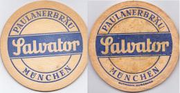 #D185-001 Viltje Paulaner 4 Mm Dik - Sous-bocks