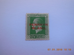 Sevios / New Zealand / Stamp **, *, (*) Or Used - New Zealand