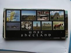 Shetland Unst Baltasound - Shetland