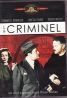 DVD LE CRIMINEL Orson Welles - Etat: TTB - Port Poids 110gr - Classic