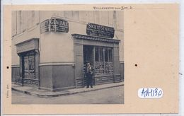 VILLENEUVE-SUR-LOT- LA SOCIETE GENERALE - Villeneuve Sur Lot