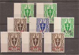 Cameroun ( 266/273 XXX -MNH) - Cameroun (1915-1959)