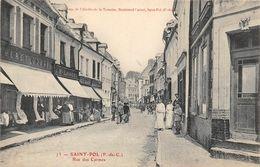 SAINT POL - Rue Des Carmes - Saint Pol Sur Ternoise