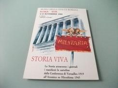 MUSEO DELLA CIVILTA' ROMANA ROMA EUR NOVEMBRE 1990 - Musei