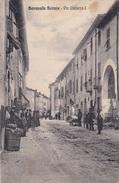 SERAVALLE SCRIVIA - VIA UMBERTO I  VG   AUTENTICA 100% - Alessandria