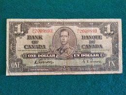 1 Dollar 1937 - Canada