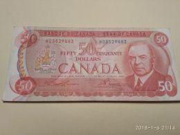50 Dollars 1975 - Canada