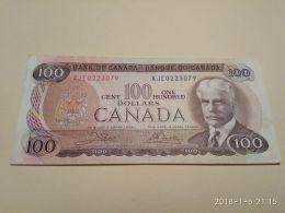 100 Dollars 1975 - Canada