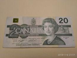 20 Dollars 1991 - Canada