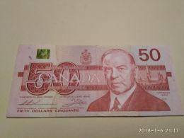 50 Dollars 1988 - Canada