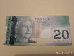 20 Dollars 2004 - Kanada