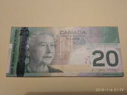 20 Dollars 2004 - Canada