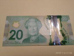 20 Dollars 2015 - Canada