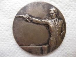 Médaille Bronze Championnat De Tir. USPF 1977 , Par Drago - Ohne Zuordnung