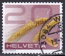Svizzera, 2008 - 20c Rye - Nr.1317 Usato° - Switzerland