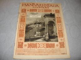 I SANTUARI D'ITALIA ILLUSTRATI N.6  Pro Familia 1928  IL SACROMONTE DI VARESE - Religion