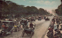 PARIS 16EME - L'Avenue Du Bois-De-Boulogne - Distrito: 16