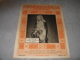 I SANTUARI D'ITALIA ILLUSTRATI N. 7    Pro Familia 1930   LA CASA DI SANTA CATERINA DA SIENA - Religion