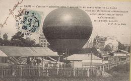 PARIS 16EME - Aérodrome De La Porte Maillot - Arrondissement: 16