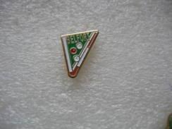 Pin's Du Club De Billard De La Ville De BELFORT - Billiards