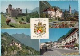 Furstentum Liechtenstein - VADUZ - Landesfurstliche Residenz - Liechtenstein