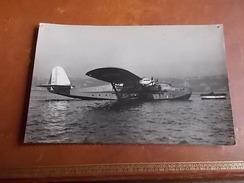 REAL PHOTO L ALTAIR BOMBARDIER TRANSOCEANIQUE DE L ESCADRE DE  L ATLANTIQUE  2/1/1940 - 1939-1945: 2ème Guerre