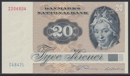 Danmark 20 Kroner (19)84 UNC - Denmark