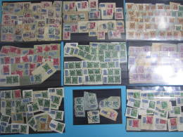 Germany Berlin Spezial Notopfer Posthorn  Colossal Mixture Bargain Lot - Timbres